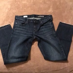 Gap 1969 Jeans sz.30L Real Straight